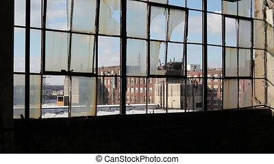 industriel, abandonnés