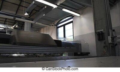 industriel, imprimante