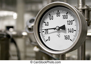 industriel, thermomètre