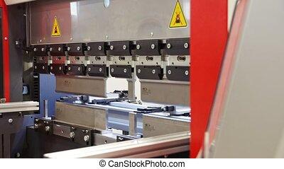 industriel, -, usine, machine, équipement, automatiser