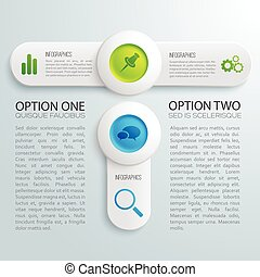 infographic, business, gabarit