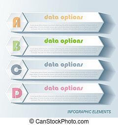 infographic, business, moderne, vecteur, conception, gabarit, ton