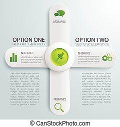 infographic, concept, conception, business