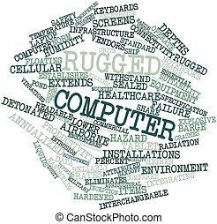 informatique, accidenté