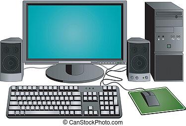 informatique, ensemble