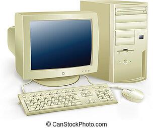 informatique, retro