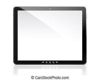 informatique, tablette
