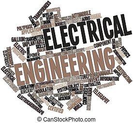 ingénierie, électrique