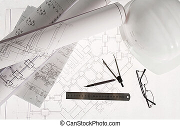 ingénierie, travail