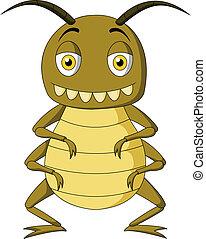 insecte, dessin animé