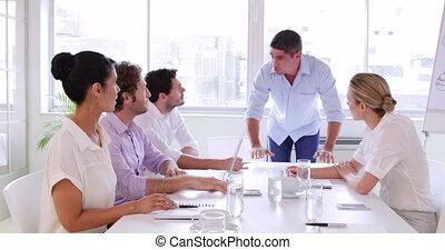 instructions, sien, thé, donner, patron