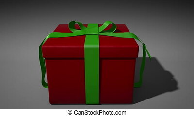intérieur, cadeau