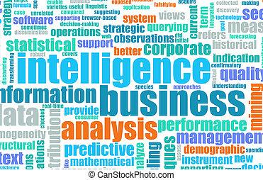 intelligence, business