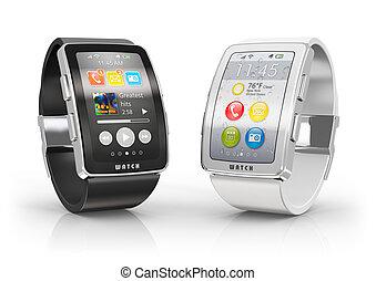 intelligent, montres