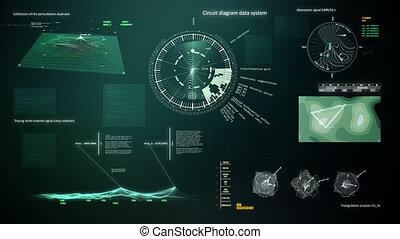 interface, 2, informatique, boucle