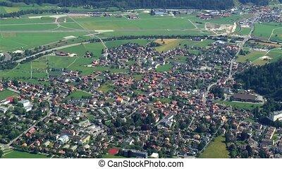 interlaken, switzerland., vue