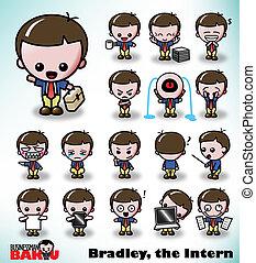 interne, bradley