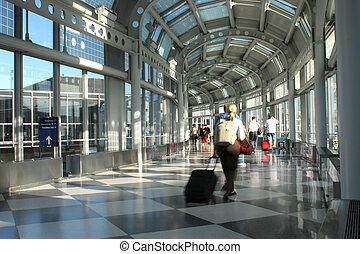 intl, aéroport