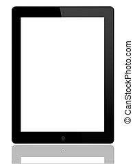 ipad, pc, 2, -, tablette