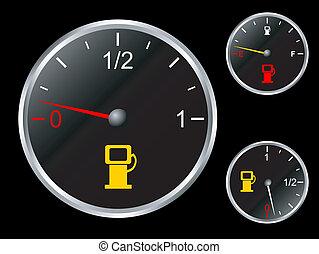 jauge, combustible, car's