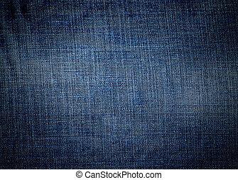 jeans treillis, texture, fond