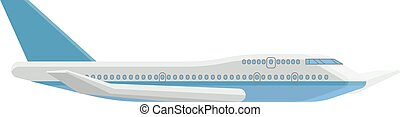 jet, concept, avion
