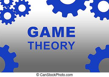 jeu, concept, théorie