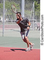 jeu, tennis