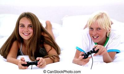 jeux visuels, frères soeurs, togeth, jouer