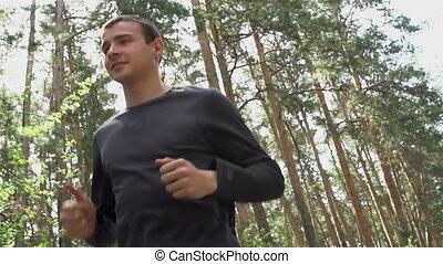 jogging, bon jour
