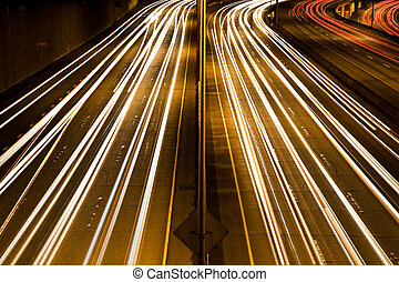jonc, trafic, heure