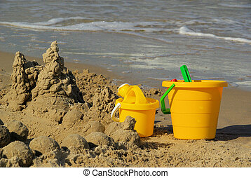 jouet, plage, 04