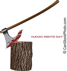 jour, droits homme