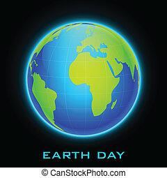 jour terre