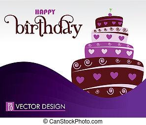 joyeux anniversaire, conception