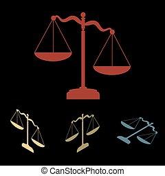 justice, balances