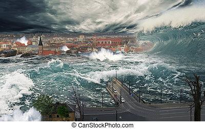 kaunas, inondation