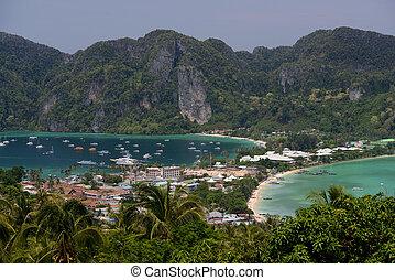 krabi, thaïlande