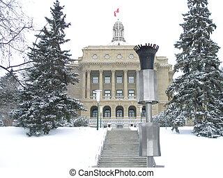 législature, bâtiment