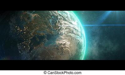 la terre, épique