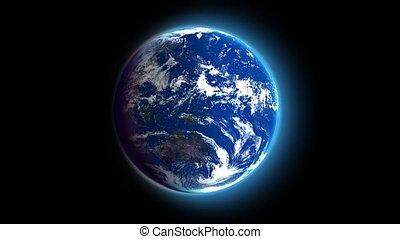 la terre, boucle