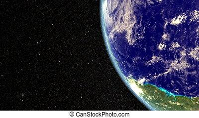 la terre, moon., hd, cg.