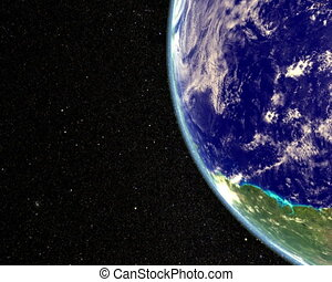 la terre, moon., pal., cg.