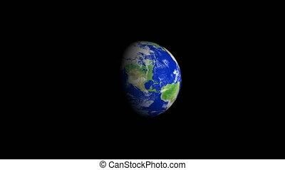 la terre, oklahoma, zoom:, 4k, usa