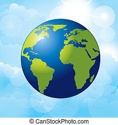 la terre, planète