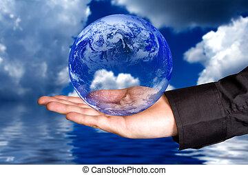 la terre, sauver