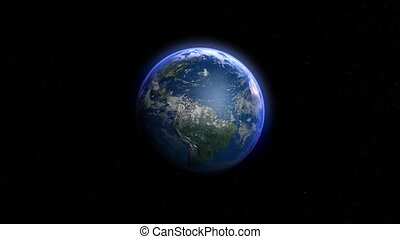 la terre, transformation, carte
