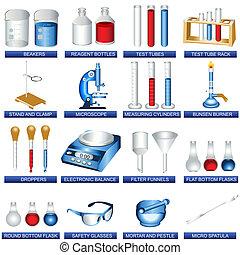 laboratoire, outils