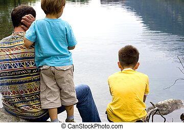 lac, famille