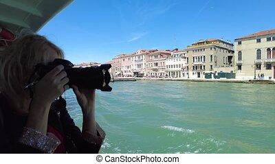 lagune, vénitien, photographe